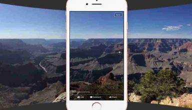 Come scattare foto panoramiche a 360 gradi