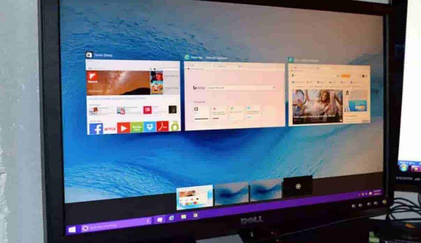Come attivare il multi desktop su Windows 10
