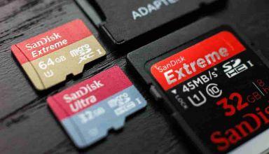 Come recuperare dati da scheda SD o microSD danneggiata
