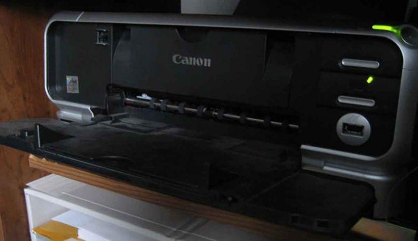 Come resettare stampante Canon