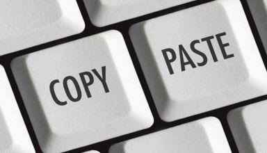 Come copiare testo da siti protetti dal copia incolla