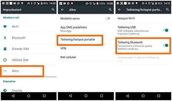 Come-condividere-connessione-Internet-tra-due-cellulari-Android-B