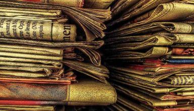 Come trovare vecchi articoli di giornale