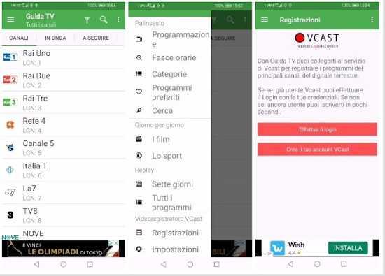 Come registrare programmi TV dal tuo smartphone o tablet Android 1