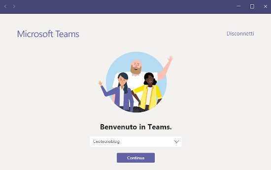 Come usare Microsoft Teams per studiare e lavorare da casa 1