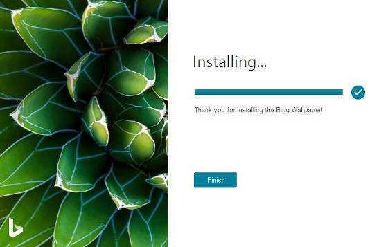 Come ottenere le immagini del giorno di Bing come sfondo su Windows 10 1