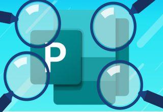 Come convertire un file di Microsoft Publisher PUB in PDF
